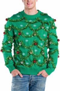 Ugly Sweater Contest @ Gowanda Free Library
